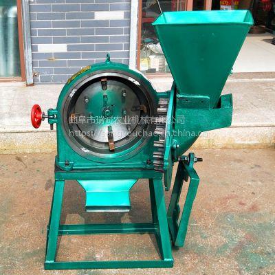 普通型齿盘式粉碎机 除尘式电动粉碎机 一风吹打粉机