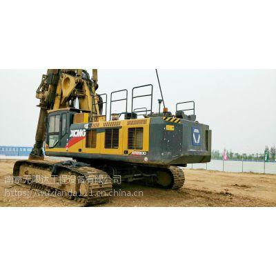 徐工旋挖机出租 岩石层所需钻具种类