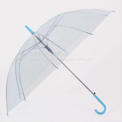 供应POE PVC EVA 伞、透明环保伞、舞蹈表演伞