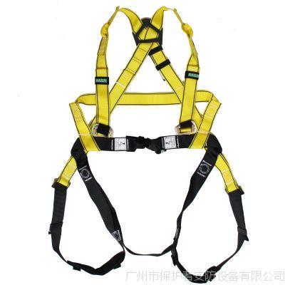 梅思安 10106893 沃克曼优越型全身式安全带 广州批发