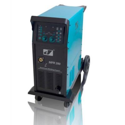 西安脉冲气保焊,焊铝及铝合金,金锐数字化铝焊机MFR-280焊接效果好,飞溅小