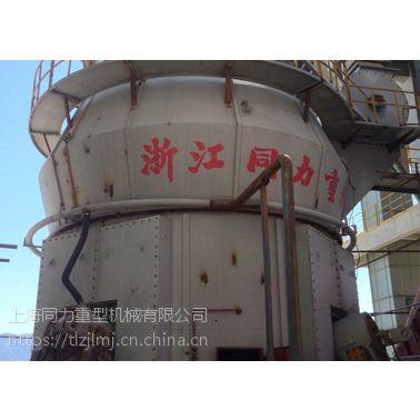 年产60万吨矿渣微粉生产线项目案例