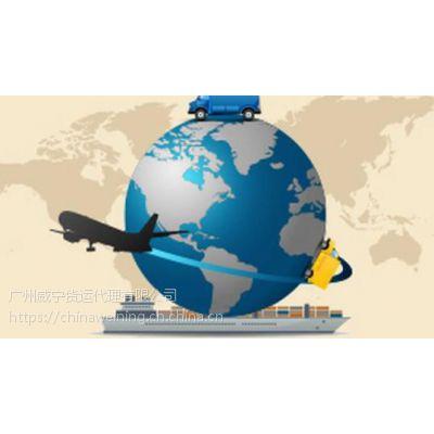 国际货运代理 佛山海运到新加坡专线