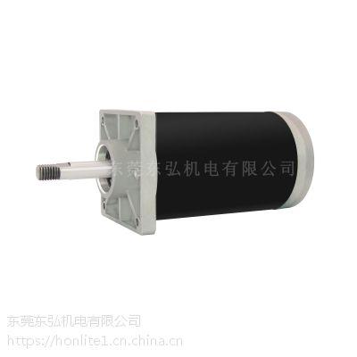 东莞东弘垃圾处理器电机微型直流电机定制厂家