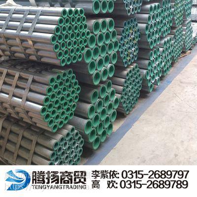 2.5寸钢塑复合管 天津友发唐山正金元 流体管 卷 套丝腾扬商贸