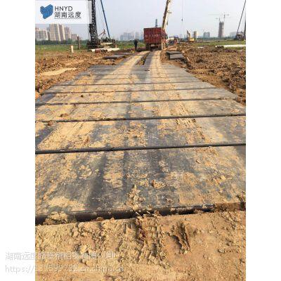 工地铺路大钢板小钢板大量出租丨宁乡网点现货充足