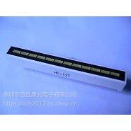 XDK-A1025RWA双色数码管、十段光条、八段光条、五段平面数码管