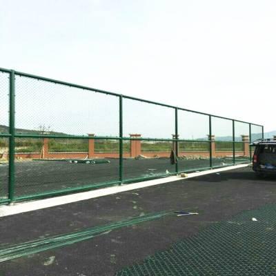 安庆篮球场围网规格型号 国帆学校体育场围网