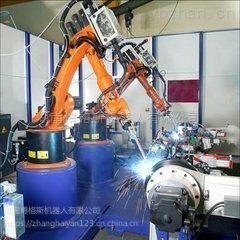 浏阳市 二手库卡 kr180 不锈钢管焊接机器人