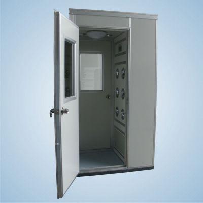 WOL沃霖供应广州潮汕广西珠三角洁净厂房不锈钢风淋室定制安装