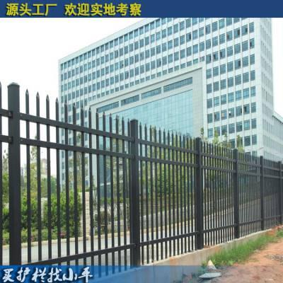 海口市政护栏 小区方管铁栅栏施工 三亚园林景观锌钢围栏畅销