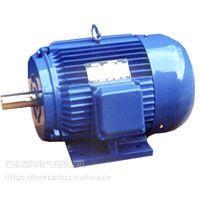 陕西电机厂家高效节能Y系列三相异步电动机升级西安YE2电机