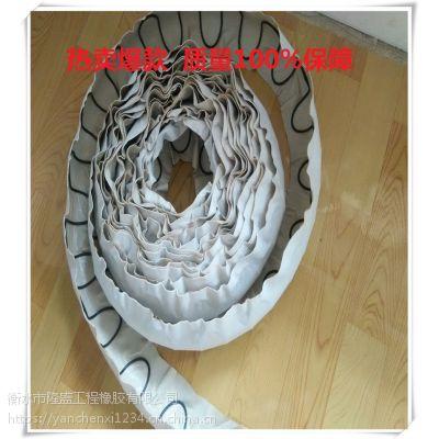 河北弹簧半圆排水管 软式透水管隧道产品生产厂家性价比成本低