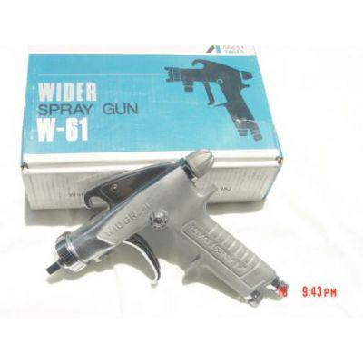 代理日本原装岩田W-61小型手动油漆喷枪