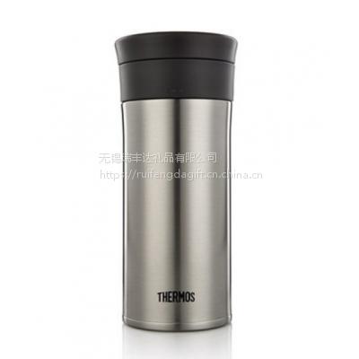 膳魔师高真空不锈钢经典大口径保温保冷杯400ml TCMA-400 可定制logo 团购批发