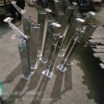 耀恒 长期供应 不锈钢楼梯栏杆扶手 高品质欧式楼梯扶手栏杆