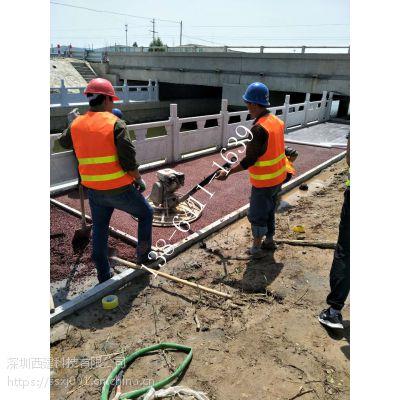 山东JD透水胶结料批发 海绵城市建设专用透水混凝土增强剂