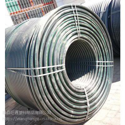 河北供应HDPE硅芯管 厂家直销高速公路穿光缆专用硅芯管 40/33硅芯管价格优惠