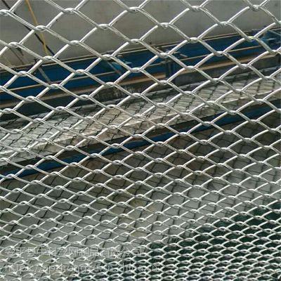 安平中科热镀锌勾花网 动物园勾花围网 勾花网