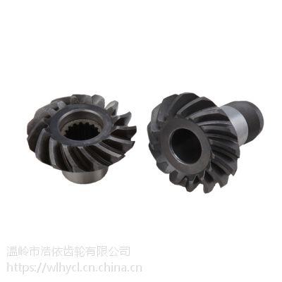 浙江伞齿轮加工45#钢行星齿轮加工 可来图加工磨齿齿轮