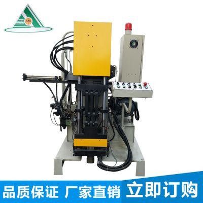 广增大35T立式压铸机350kn厂家直销铅渔压铸机设备两种材质产品的二次成型