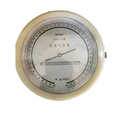 DYM4-2型精密空盒气压表技术指标:测量范围800hPa—1060hPa