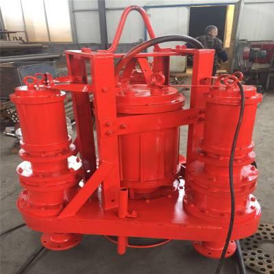 热卖型搅拌器潜水8寸抽沙泵,耐磨潜水8寸搅拌抽沙泵