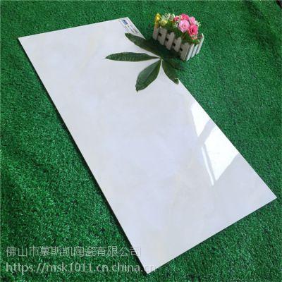 陶瓷薄板瓷砖400x800欧式亮光瓷片内外墙砖客厅厨房卧室厕所浴室