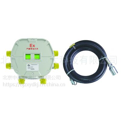中西(LQS现货)溢油静电保护器(溢油部分) 型号:QA02-SLA-S-Y库号:M343572