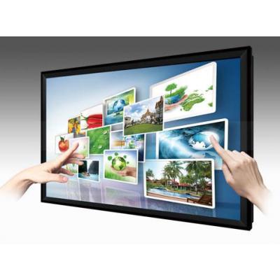中创联合70寸电子白板一体机 学校教育多媒体教学一体机 车站大屏显示壁挂广告机