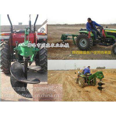 多功能大功率地钻挖坑机 小型农用钻土机 植树种树专用打洞机