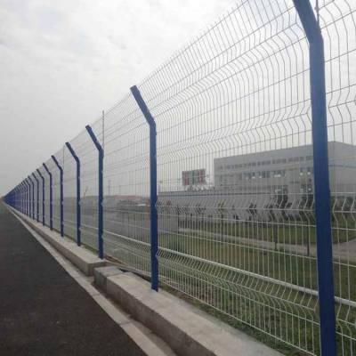 边框防护栅栏现货 清远通透式绿化带围栏 梅州2米高围挡厂商直销