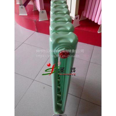 圣烨牌SCGGZT2-0.9/10-1.0钢制椭圆柱散热器