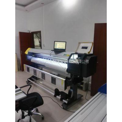 供应深圳高档油画写真机,大型墻幕写真喷绘机,油画布打印机