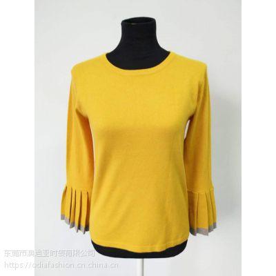 时尚女装毛衫小批量有现货