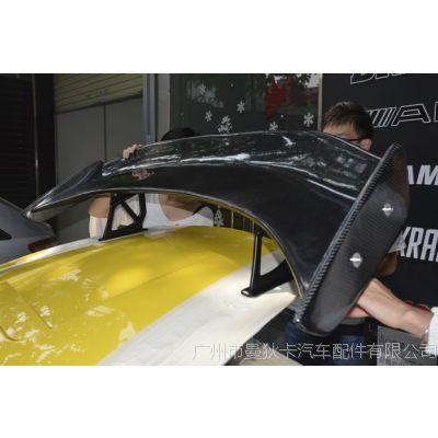 新款卡曼改装保时捷cayman 718加装GT4款大尾翼