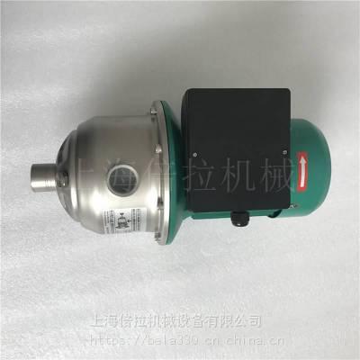 MHI802不锈钢卧式离心泵750W德国威乐价格表