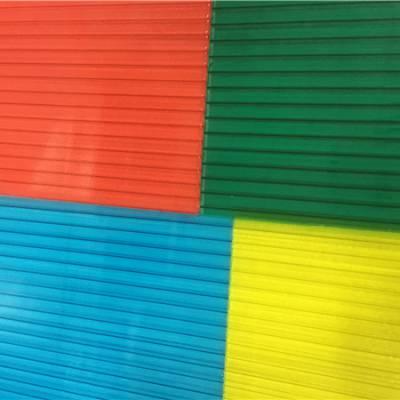 草绿阳光板/绿色阳光板/质保十年阳光板