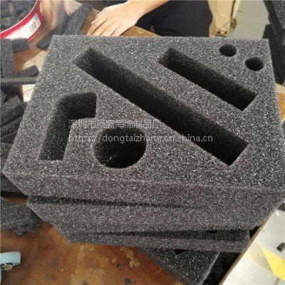 定做包装海绵底托 防火填充海绵