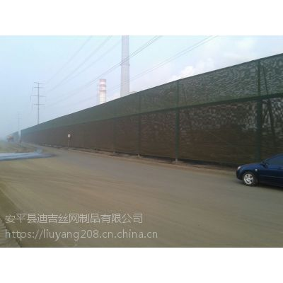 迪吉厂家生产 防风抑尘网 聚酯防风帘 盖土网 定制防风网