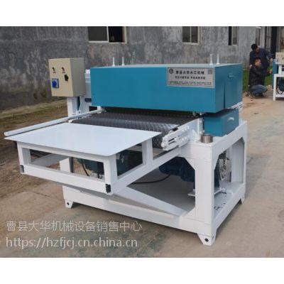 山东青岛宽板材多片锯胶合板多片锯价格效率高操作安全价格低13365400353