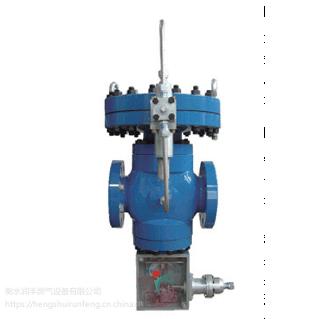 润丰厂家燃气调压器RTJ型