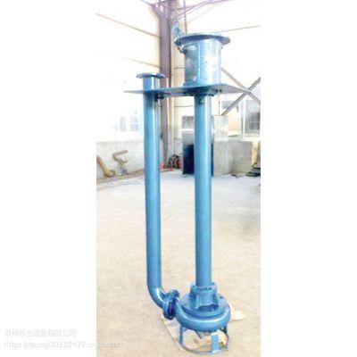 渣浆泵_立式液下渣浆泵—工厂沉淀池清理专用泵