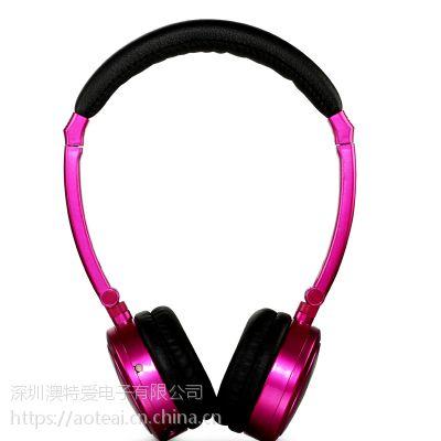 SH713 潮流便携耳机HIFI音乐耳机头戴式 手机耳麦发烧hifi音乐