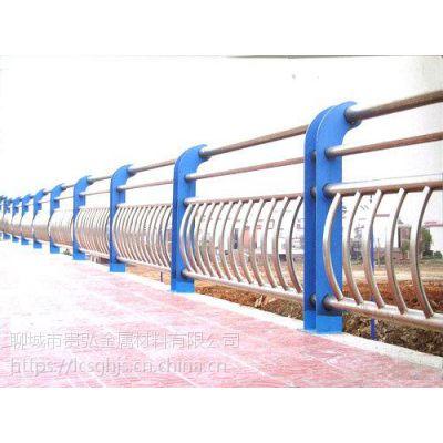 鲁西地区不锈钢复合管护栏厂