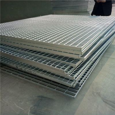 陕西直销走廊格栅板 防滑热镀锌钢格板厂家 洗车房4s店检修平台钢格板