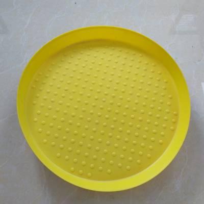 雏鸡专用开食盘 塑料鸡开食盘 小鸡喂料盘