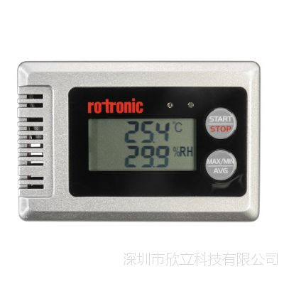 瑞士rotronic罗卓尼克HL-1D温湿度数据记录器