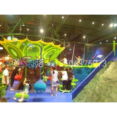 淘气堡绳网、儿童绳网、游乐园绳网、绳网游乐设备