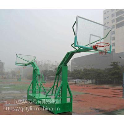 广西直销户外球架_篮球架的厂家